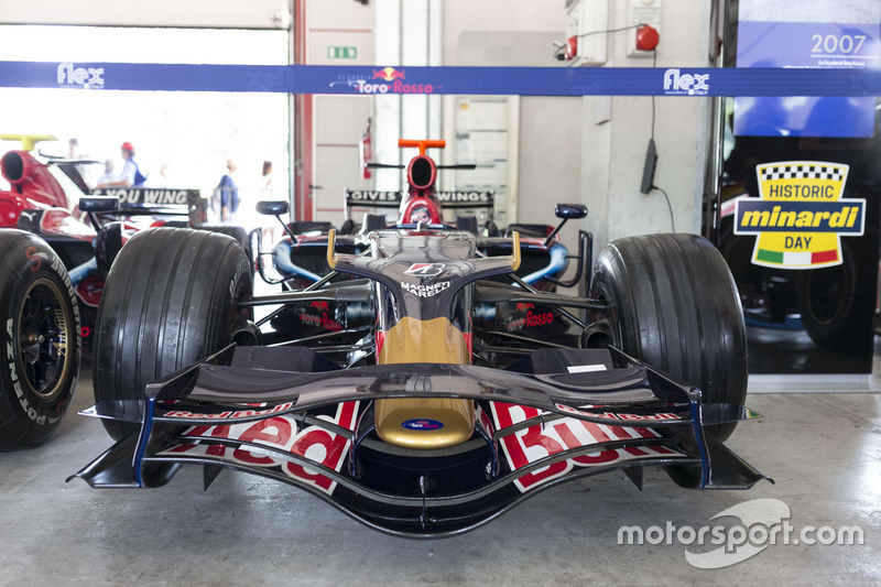 Toro Rosso SRT3