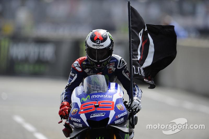 Jorge Lorenzo – 1. Platz:
