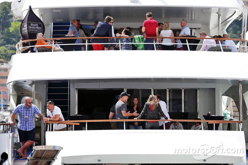 Boote im Hafen von Monaco