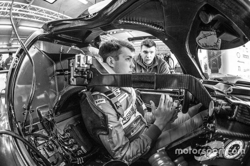 #13 Rebellion Racing Rebellion R-One AER: Матео Тушер