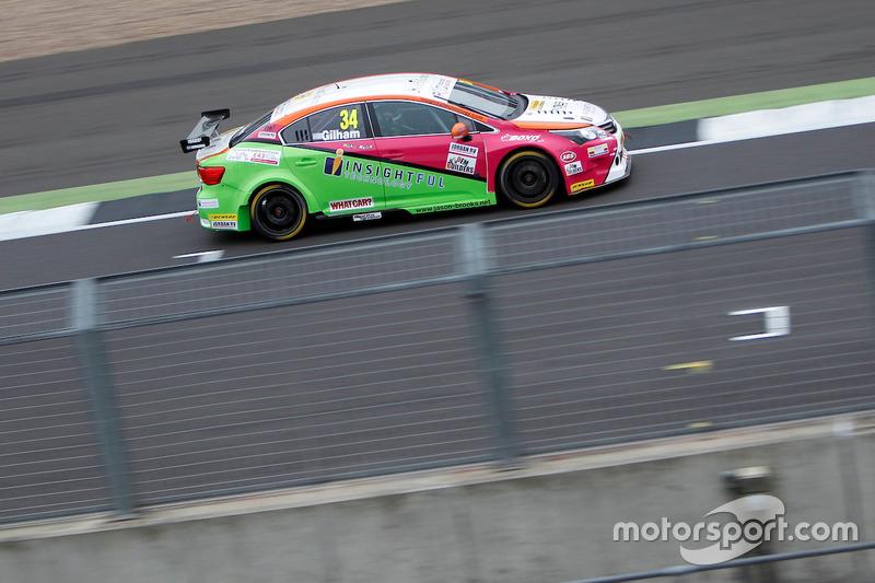 #34 Tony Gilham, RCIB Insurance Racing, Toyota Avensis