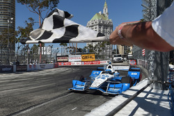 Simon Pagenaud, Team Penske Chevrolet race winner