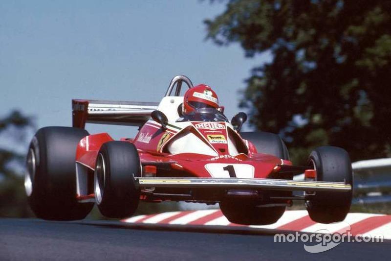 1976-1978: Niki Lauda, Ferrari 312T2