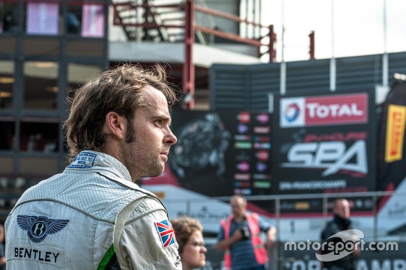 #8 Bentley Team M-Sport, Bentley Continental GT3: Andy Soucek