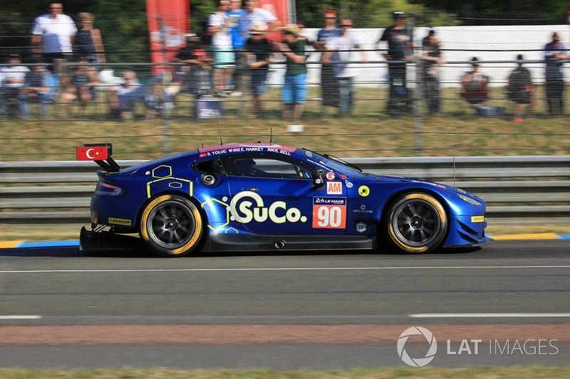 8. GTE-Am: #90 TF Sport, Aston Martin Vantage GTE