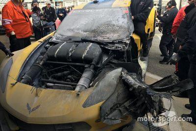 Teste de janeiro em Daytona