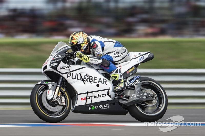 Übungsstart: Karel Abraham, Aspar Racing Team