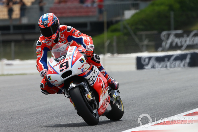 Данило Петруччи, Octo Pramac Racing