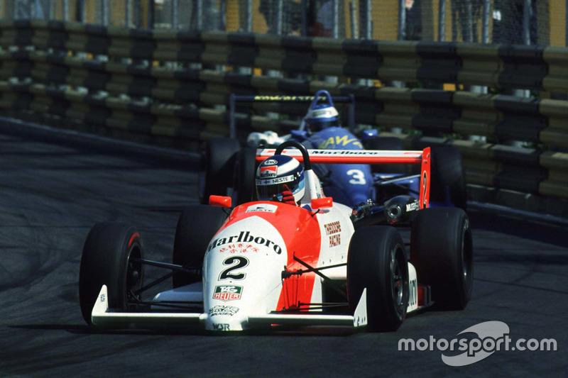 Mika Hakkinen, Michael Schumacher