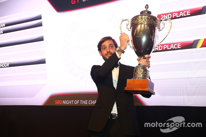 Equipos 2016, Belgian Audi Club Team WRT, segundo lugar
