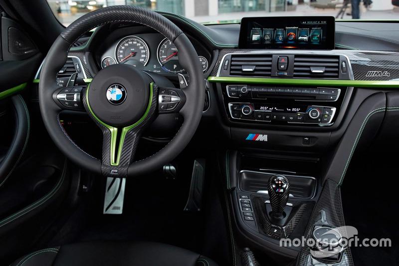 Marco Wittmann con su BMW M4