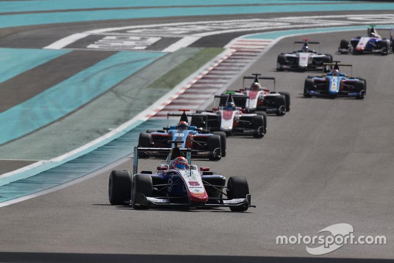 Antonio Fuoco, Trident y Arjun Maini, Jenzer Motorsport