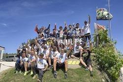 Les participants du Yamaha VR46 Master Camp