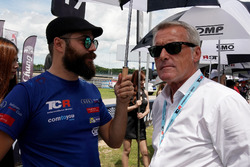 Stefano Comini, Comtoyou Racing, Audi RS3 LMS with Marcello Lotti, TCR