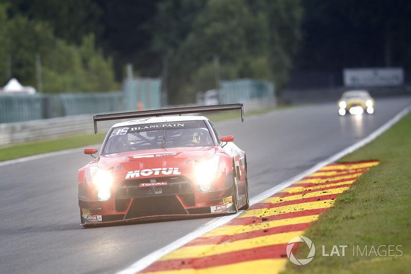 13. #23 Motul Team RJN, Nissan Nissan GT-R Nismo GT3