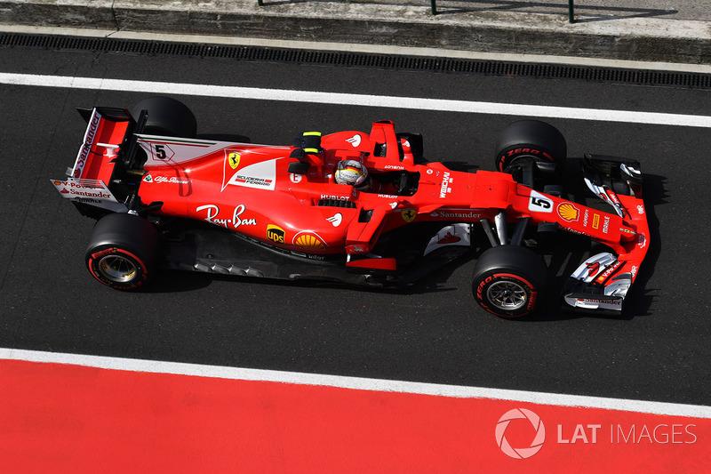 """2017: Ferrari SF70H - """"Gina"""""""