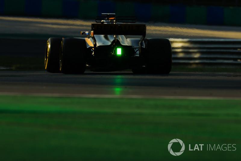 Ніколя Латіфі, Renault Sport F1 Team RS17