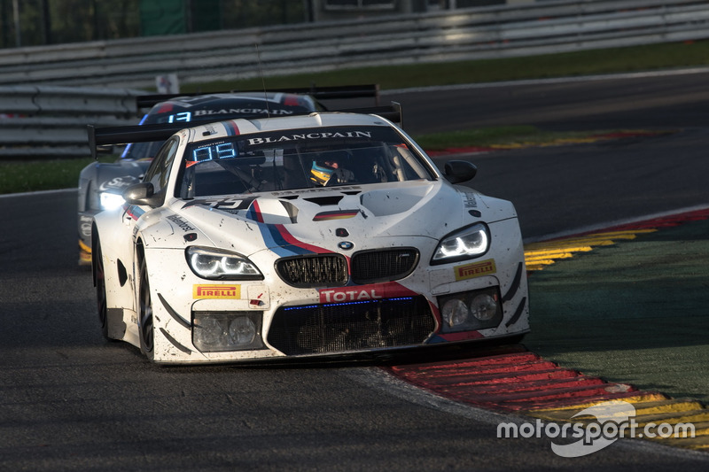 #35 Walkenhorst Motorsport BMW M6 GT3: Ніко Менцель, Маркус Палтала, Крістіан Кроньєс, Матіас Хенкол