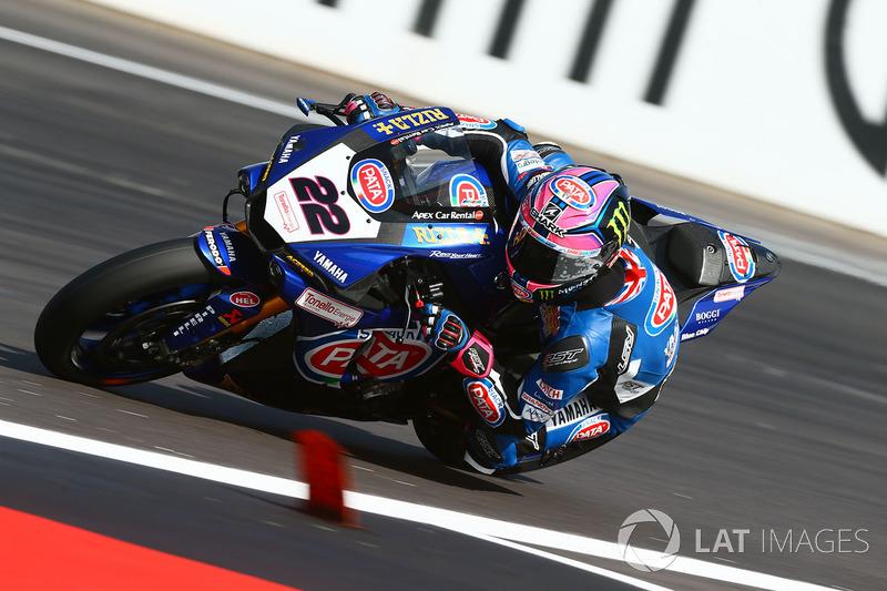Alex Alex Lowes, Pata Yamaha, Pata Yamaha