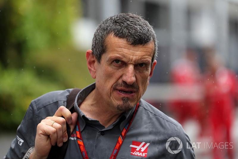 Guenther Steiner, Haas F1 Team, Teamchef
