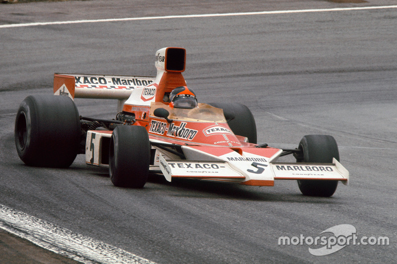 Emerson Fittipaldi - 5 galibiyet