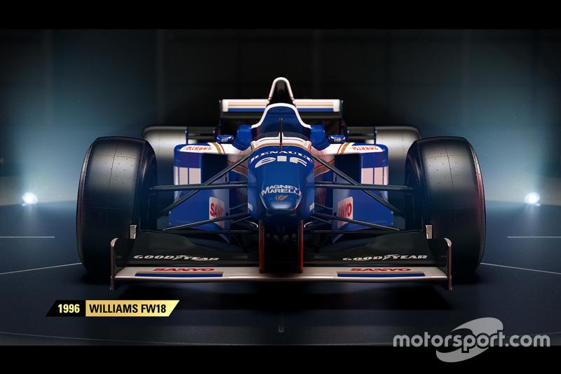 Williams FW18