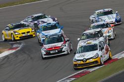 Sandro Rothenberger, Luigi Stanco, Milltek Sport, Renault Clio