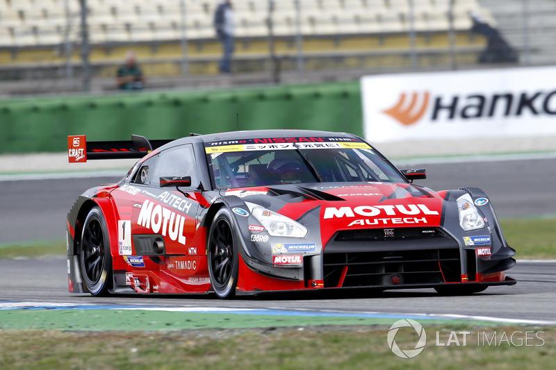 Ронні Квінтареллі, Nissan GT-R