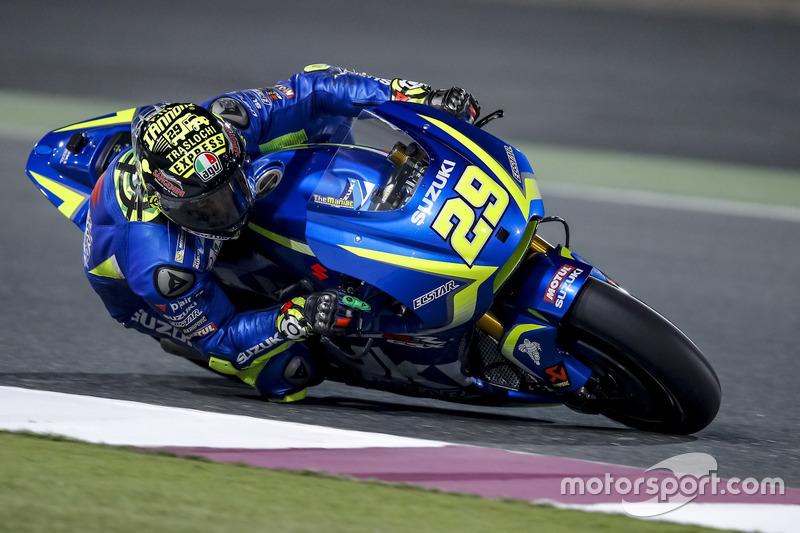 7 місце — Андреа Янноне (Італія, Suzuki) — коефіцієнт 26,00