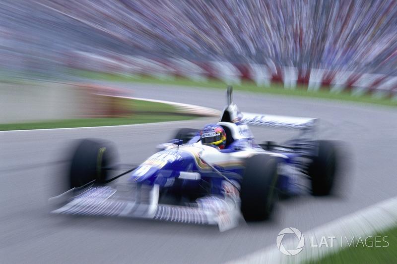 1996 - Jacques Villeneuve, Williams