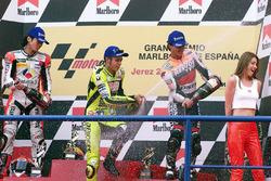 Podium: 1. Valentino Rossi, Honda; 2. Norick Abe, Yamaha; 3. Alex Criville, Honda