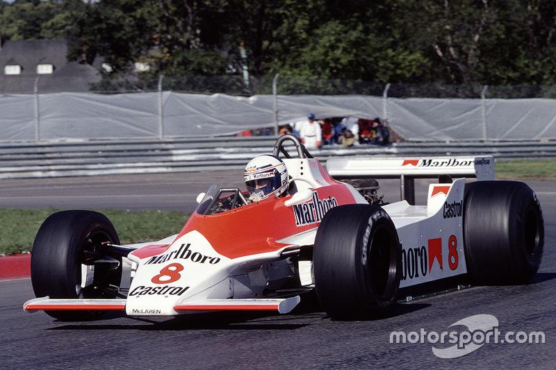 1980. McLaren M30 Ford Cosworth