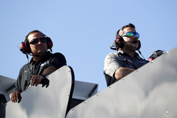 Greg Zipadelli and Tony Stewart, Stewart-Haas Racing