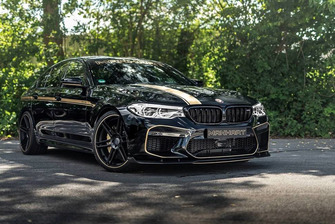 Manhart BMW M5