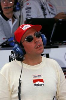 Gonzalo Rodríguez, Team Penske