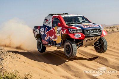 Tests Toyota