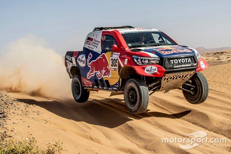 Тесты Toyota в Эрфуде