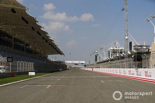 Liveblog - De eerste vrije training van de Grand Prix van Bahrein