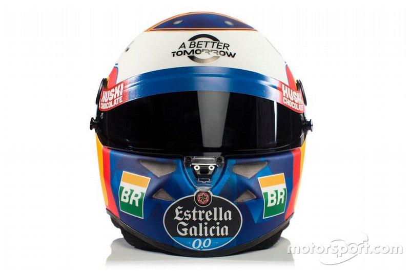 Helm Carlos Sainz Jr., McLaren