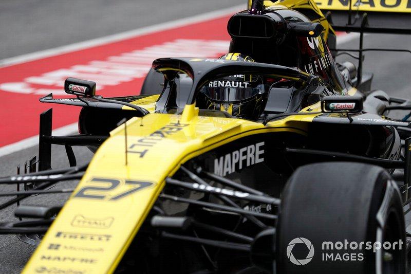 Nico Hülkenberg, Renault F1 Team R.S. 19