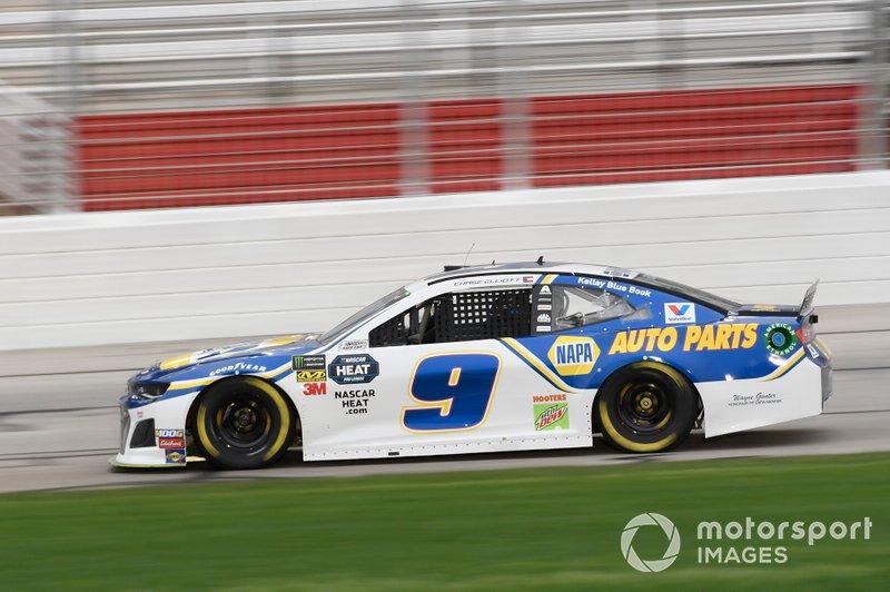 22. Chase Elliott, Hendrick Motorsports, Chevrolet Camaro NAPA AUTO PARTS