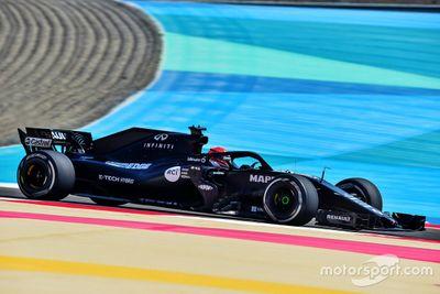Test de la Renault Sport Academy