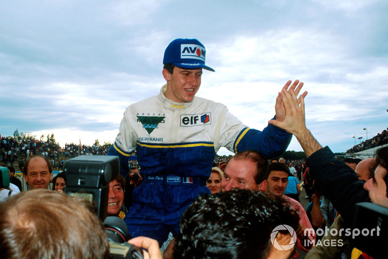 Olivier Panis (1993)