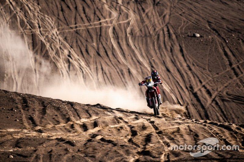 #10 Monster Energy Honda Team Honda: Хосе Ігнасіо Корнехо Флорімо