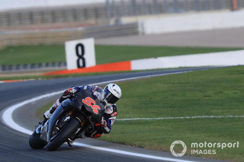 Йонас Фольгер, Yamaha Factory Racing