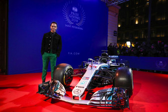 Lewis Hamilton, FIA Prize Giving Gala