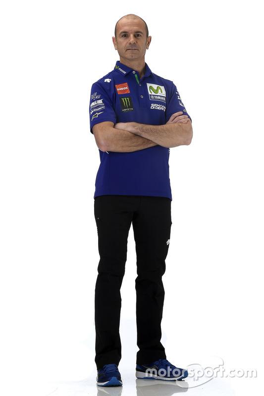 Massimo Meregalli, Yamaha Factory Racing, Teamdirektor