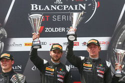 #42 Strakka Motorsport McLaren 650S GT3: Давіде Фуманеллі, Льюіс Вільямсон