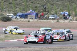 Jose Manuel Urcera, Las Toscas Racing Chevrolet, Facundo Ardusso, JP Racing Dodge, Emanuel Moriatis,