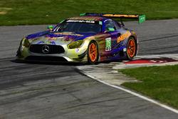 #75 SunEnergy1 Racing Mercedes AMG GT3: Kenny Habul, Tristan Vautier